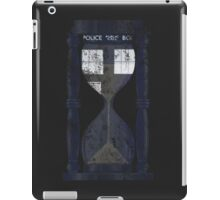 The Tardis Time Lord Timer iPad Case/Skin