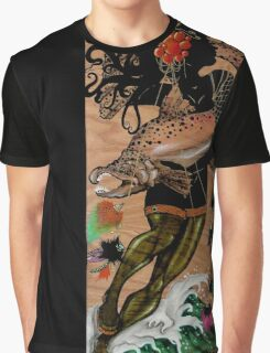 Hooked Graphic T-Shirt