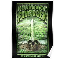 Horror of Fang Rock Poster