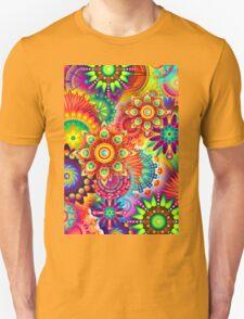 Colors Collide Unisex T-Shirt