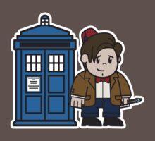 Mitesized 11th Doctor by Nemons