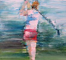 LADY GOLF by lautir