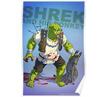 Shrek Badass Poster