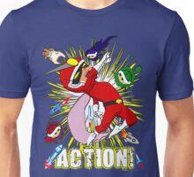 Action! Unisex T-Shirt