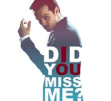 Moriarty - Did you miss me? by Calomiel