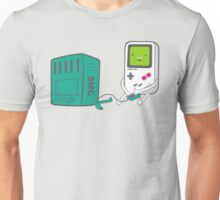 Game Boy juega a Bmo. Unisex T-Shirt