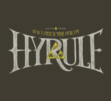 Hyrule Nation by jangosnow