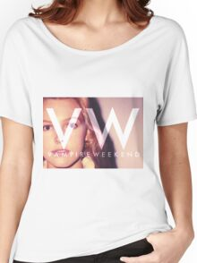 Vampire Weekend // Contra Women's Relaxed Fit T-Shirt