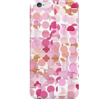 Multi Layer Pink Polka Dot iPhone Case/Skin