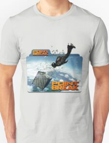 sky diving point break 2015 movie T-Shirt