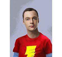 Sheldon Photographic Print