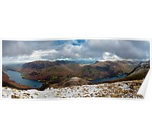 the north western fells Poster