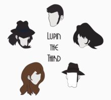 Lupin The Third by Sarah Cimaglio