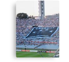 Uruguay- La Historia Debe Continuar Metal Print