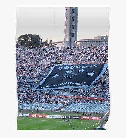 Uruguay- La Historia Debe Continuar Poster