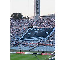 Uruguay- La Historia Debe Continuar Photographic Print