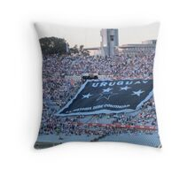 Uruguay- La Historia Debe Continuar Throw Pillow