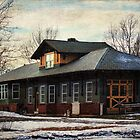 Wurtsboro Railway Station by PineSinger