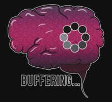 Brain Buffering by henedesigns
