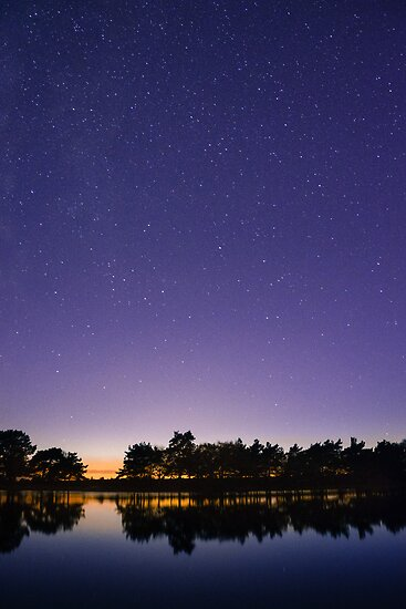 Hatchet pond by LightPhonics