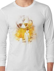 Wasteland Art Long Sleeve T-Shirt