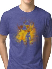 Wasteland Art Tri-blend T-Shirt
