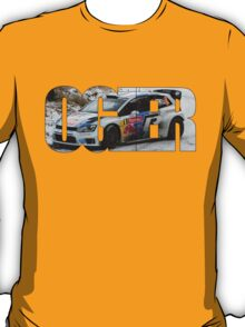 Sébastien Ogier - World Champion T-Shirt
