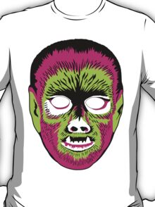 Werewolf Mask T-Shirt