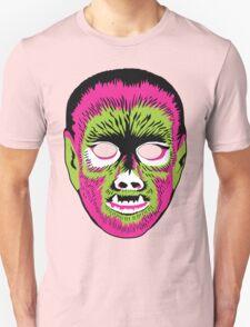 Werewolf Mask T-Shirt