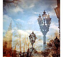Mein Wien Photographic Print