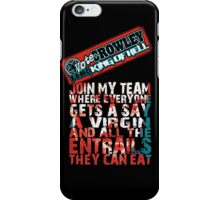 Join MyTeam iPhone Case/Skin