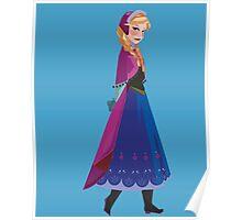 Princess Anna Poster