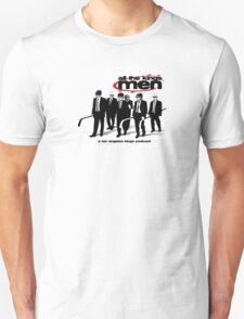 All The Kings Men Podcast Logo T-Shirt