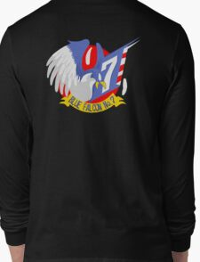 Blue Falcon Tee Long Sleeve T-Shirt