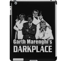 Garth Marenghi's Darkplace iPad Case/Skin
