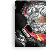 Coops Shot Tower Metal Print