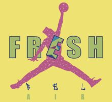 Bel air 5s shirt-Jordan V shirt Fresh prince jumpman Kids Clothes