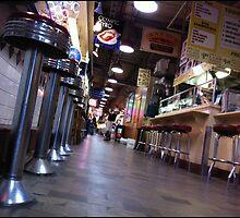 Reading Terminal Market, Philadelphia by Phyllis Dixon
