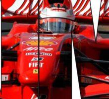 Kimi Räikkönen - World Champion Sticker
