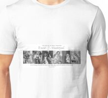 Fine Art of Pencil Drawings by David J. Vanderpool Unisex T-Shirt