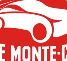 RALLYE MONTE-CARLO Sticker