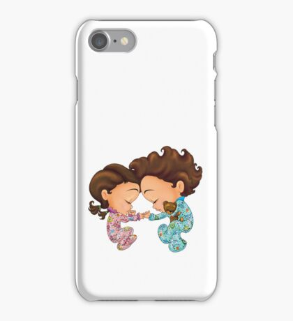 Nap Time iPhone Case/Skin