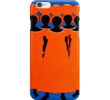 Phone Case 2 - Caribbean Orange iPhone Case/Skin