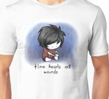 Time Heals All Wounds Unisex T-Shirt