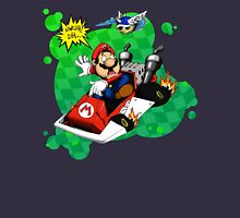 Mario Kart Blue shell of Doom! Unisex T-Shirt