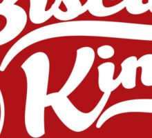 Biscuit King Sticker
