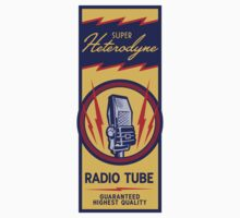 Radio Tube Box by dieselpunk