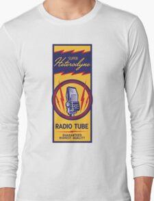 Radio Tube Box Long Sleeve T-Shirt