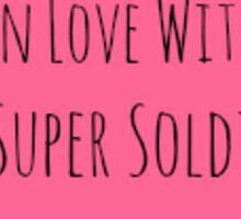 Super Soldiers Sticker