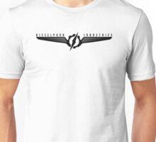 Dieselpunk Industries Black Logo  Unisex T-Shirt